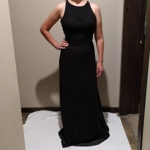 Hayley Paige Occasion Black Formal dress
